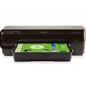 1.HP OfficeJet 7110