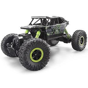 37eb4ff579d2bd Ce buggy tout terrain à 4 roues motrices baptisé « Rock Crawler » de chez  MiGoo est un modèle qu on retrouve souvent dans les guides d achat pour  choisir ...