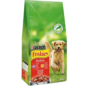 1.1 Friskies Adulte Active (singura varianta)