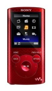 1.2 Sony NWZ-E384R.CEW