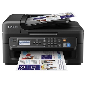 3.Epson WorkForce WF-2630WF