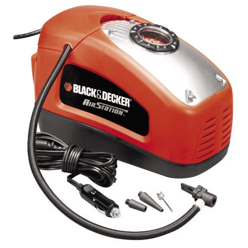 Compresseur d air black decker asi300 avis tests et - Compresseur black et decker 50l ...
