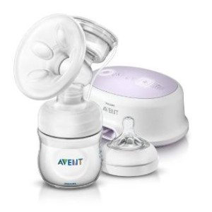 1.Philips-Avent Electronique Simple