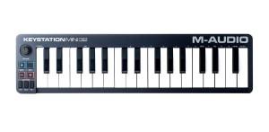 2.M-Audio Keystation Mini 32 II