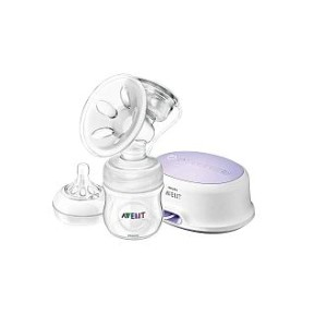 2.Philips-Avent Electronique Simple