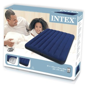 3.Matela pneumatique Intex Clasic Full