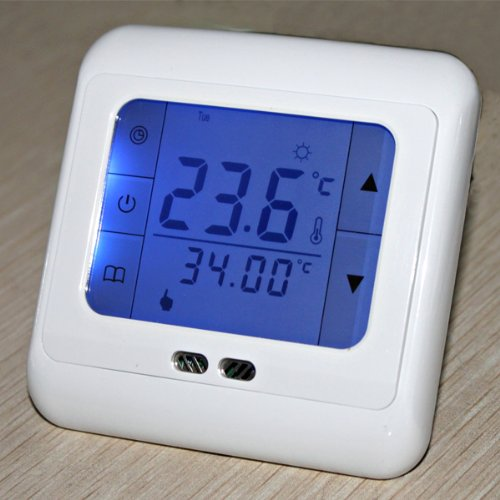 1.1 Thermostat à Ecran Tactile