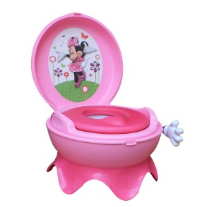 1.1 Tomy Minnie Mouse Potty