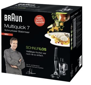 1.2 Braun Multiquick 7 MR740CC