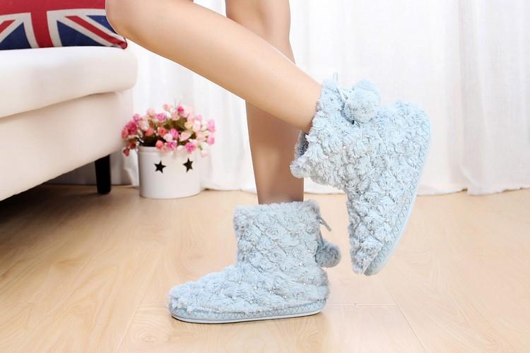31037e504ae23 Commencez par vérifier la pointure de votre paire de chaussons avant de la  porter