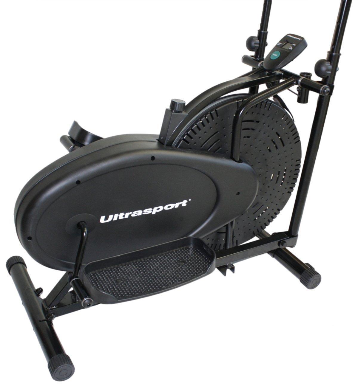 2.Ultrasport Vélo elliptique X-Trainer 100