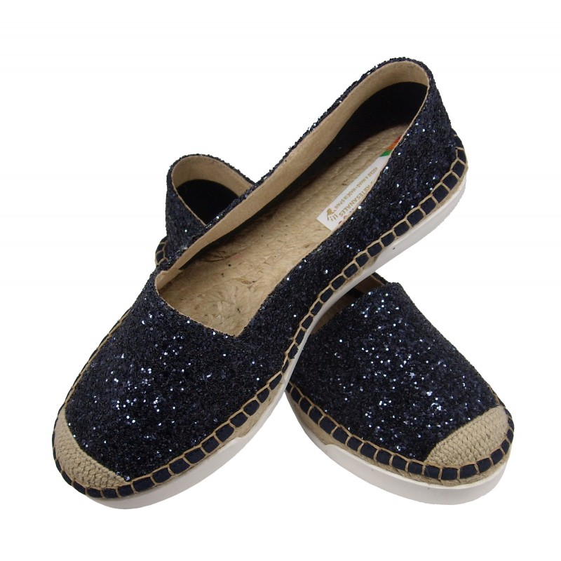 the latest 4ee86 8418e 1. Camping Navy Blue Glitter