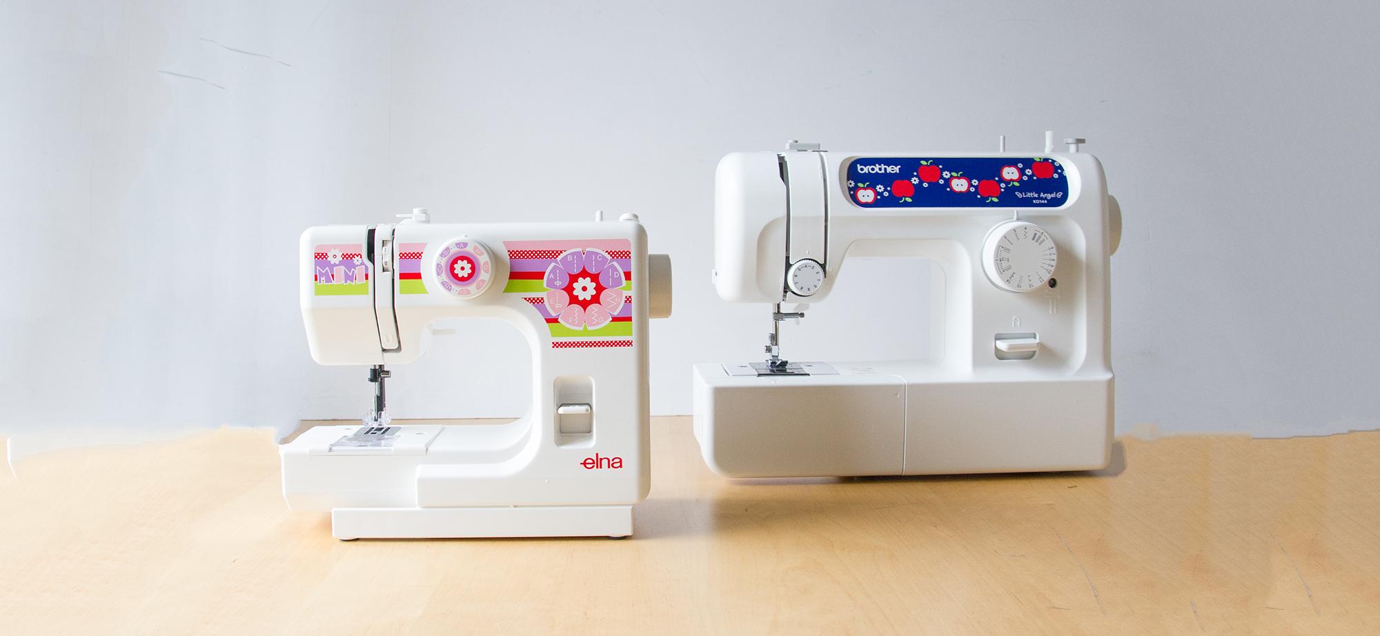 ᐅ Les meilleures machines à coudre pour enfant : Comparatif & Guide ...