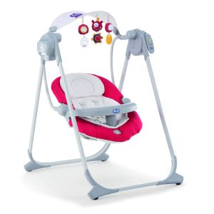 1. Chicco Polly Swing Up