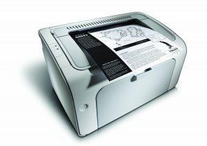 1.1 HP Laserjet Pro P1102