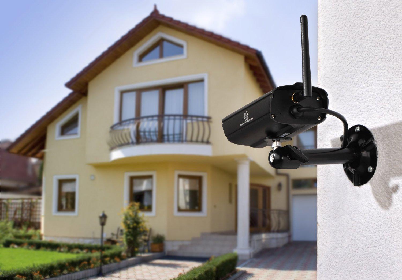 systeme de surveillance elro cs87t avis tests et prix. Black Bedroom Furniture Sets. Home Design Ideas