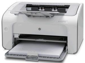 1.2 HP Laserjet Pro P1102