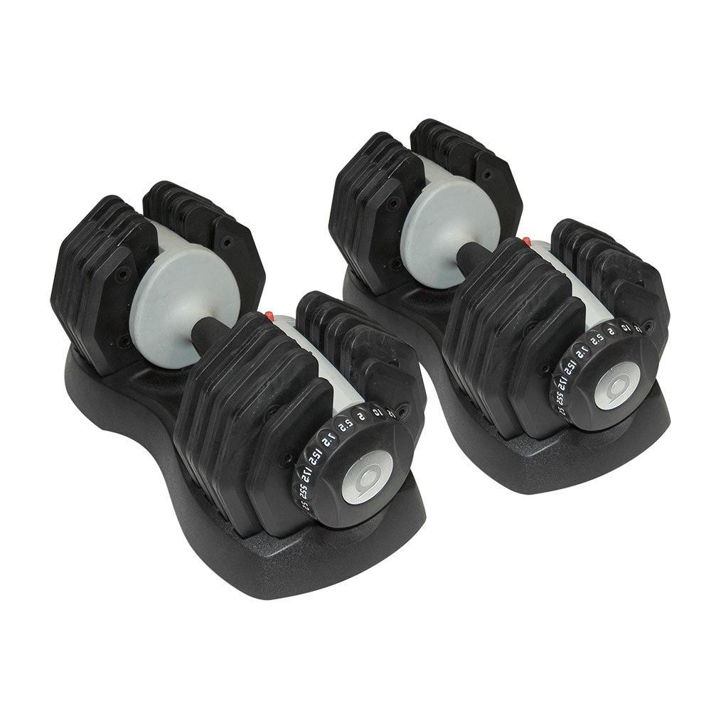1.EZ DUMBBELLS 25 Kg pair