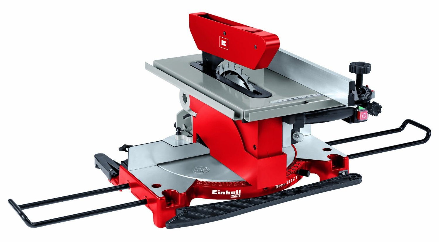 1.Einhell TH-MS 2112