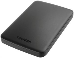 1.Toshiba Canvio Basic HDTB320EK3CA