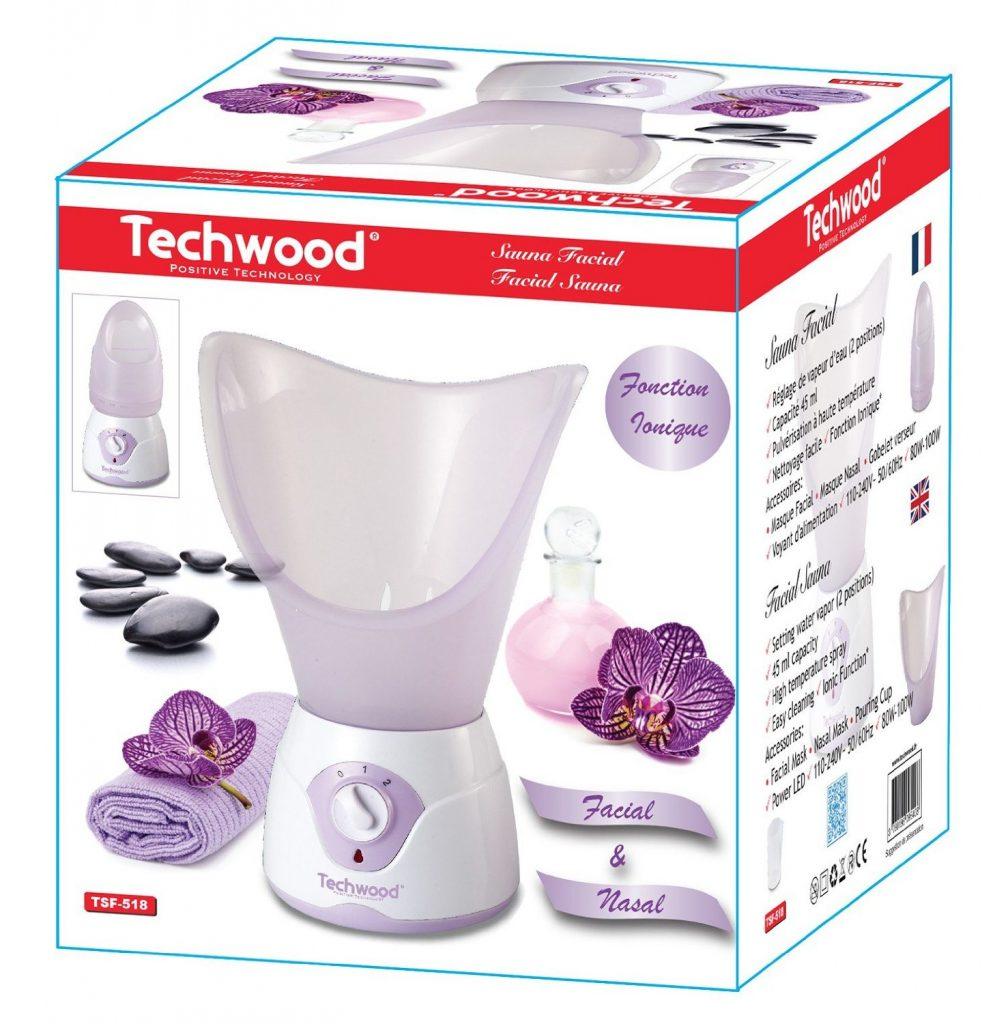 2. techwood Inhalateur