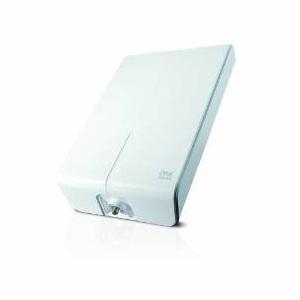 Performante pour Reception TNT Difficile Antenne TV Int/érieur Puissante Amplificateur Booster Signal 2020 Dernier Cha/înes Locales Gratuites 1080P 4K