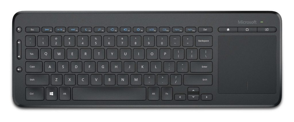 A.2 Microsoft All-In-One Media Keyboard