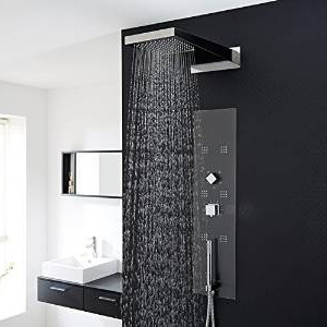les meilleures colonnes de douche encastrables comparatif en avr 2019. Black Bedroom Furniture Sets. Home Design Ideas