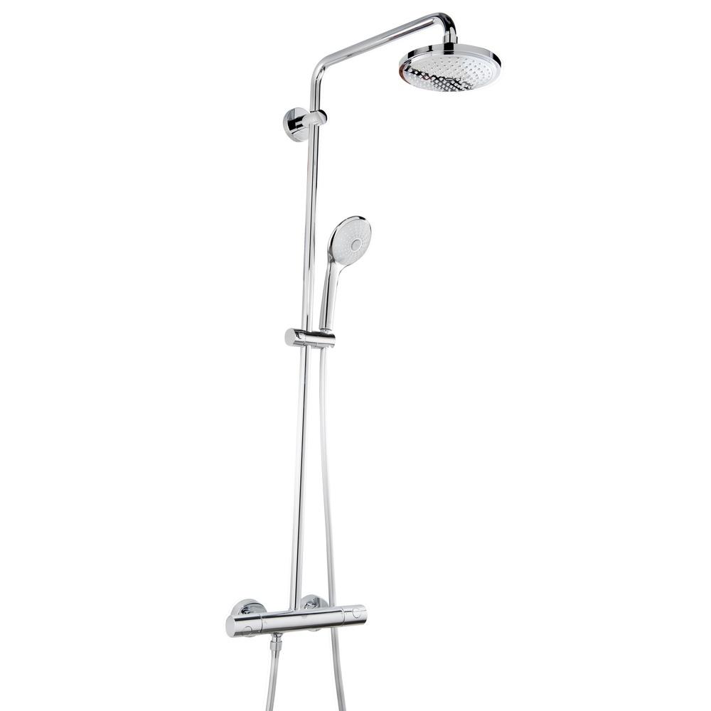 Colonne de douche – La meilleure colonne de douche thermostatique