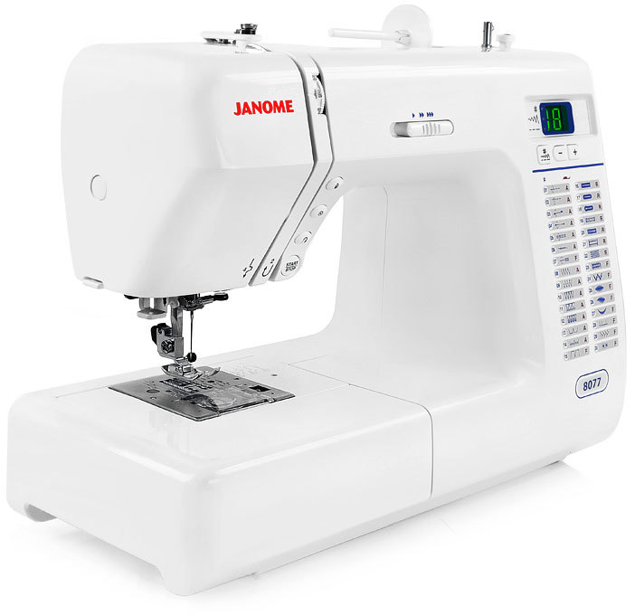 Machine a coudre – La meilleure machine a coudre Janome