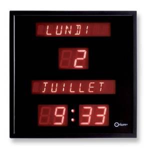 1.Orium Horloge à Date Digitale
