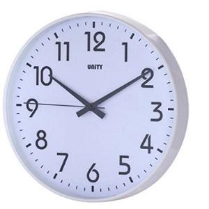 3.Unnited 30cm 12 Horloge Murale