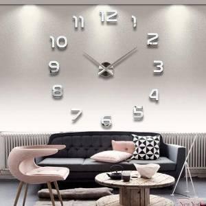 4.Soledi - Grande horloge moderne murale