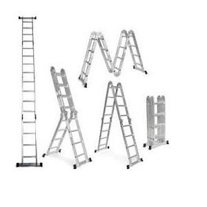 4.WORHAN® 6.7m Échelle Aluminium Multifonction