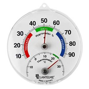 5.Thermo-hygromètre - Système