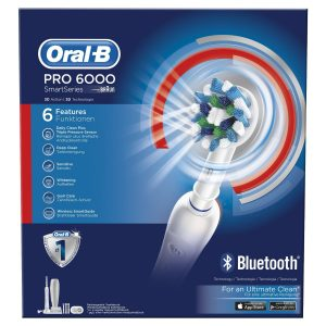 Oral-B Brosse Pro 6000