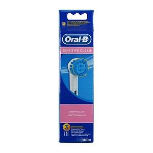 1.1 Oral-B EBS17 x 3 Sensitive