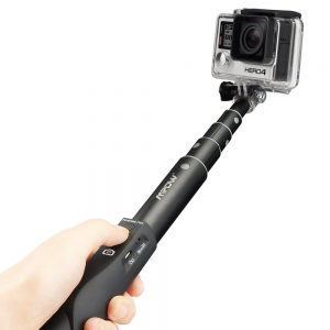 1.2 Mpow Perche Selfie Stick Monopod Bluetooth
