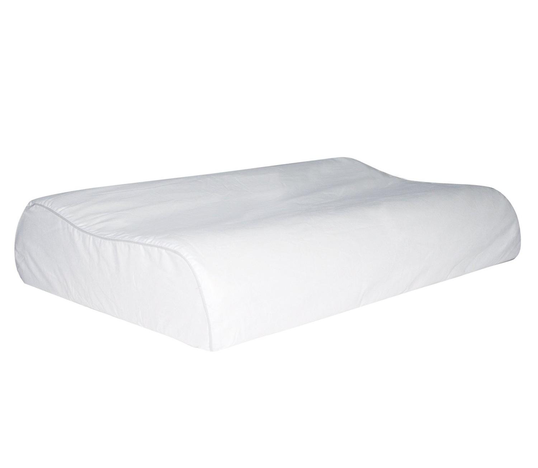 oreiller a m moire de forme blanr ve ormemhp034060 avis tests et prix en juin 2018. Black Bedroom Furniture Sets. Home Design Ideas