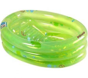 A.1 La meilleure baignoire gonflable Babymoov