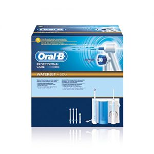 1. Oral-B Waterjet +500