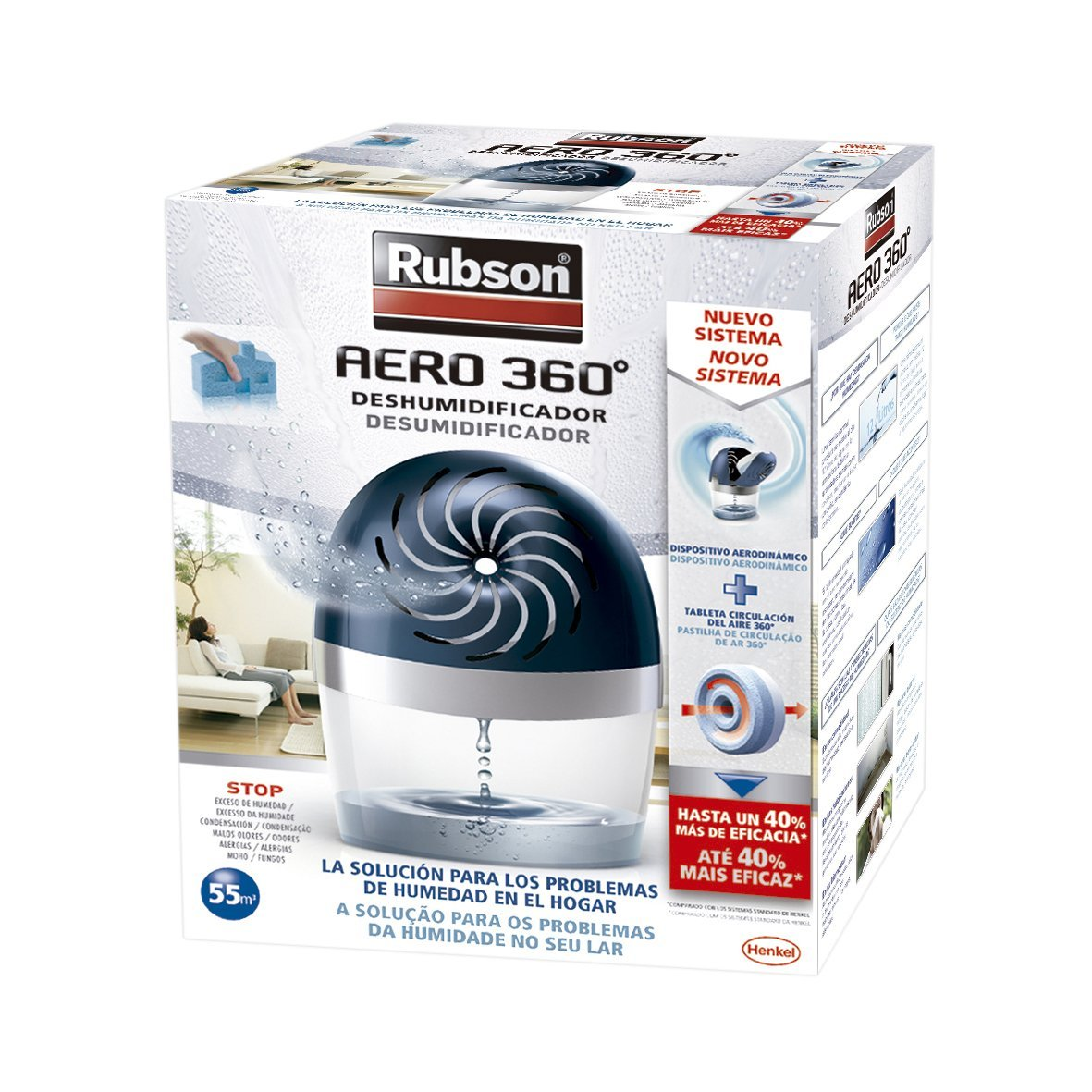 1.3 Rubson Aero 360°