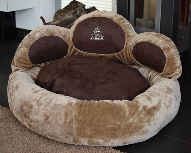 1.Knuffelwuff Luena - Le matelas pour chien patte XXL 110cm