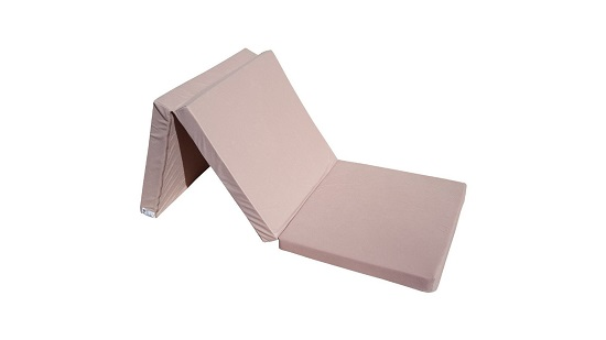 1.Matelas lit futon pliable pliant 195 x 65 x 10 cm choix des couleurs