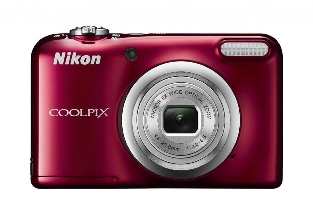 1.Nikon Coolpix A10