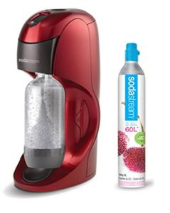1.Sodastream Dynamo Machine