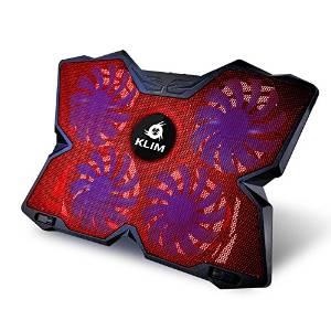 2.KLIM Wind Refroidisseur PC portable