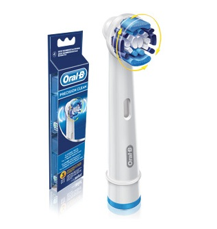 2.Oral-B - Precision Clean EB20