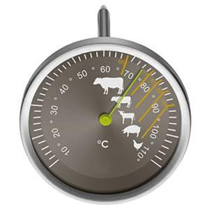 5.Thermomètre À Viande - Résistant À La Chaleur Jusqu'à 250