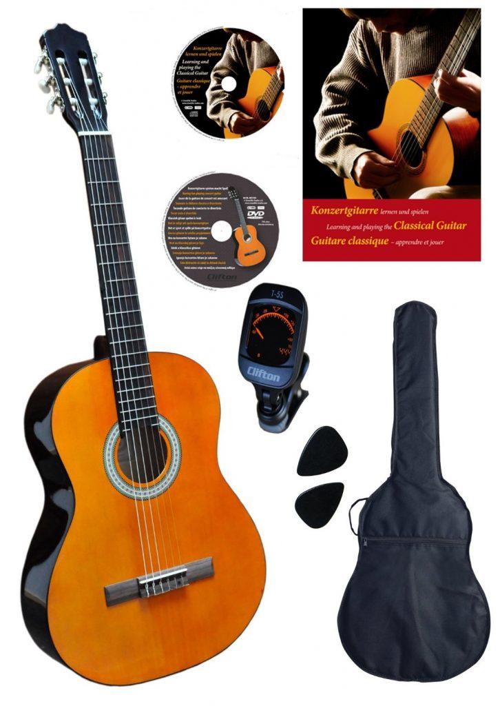 A.2 Clifton Guitare classique acoustique